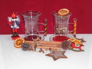 Teegläser mit Filter (6)