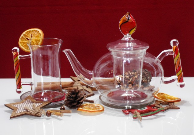 Teekannen Set