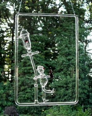 """Rekonstruktion von einem Fenster-Bild """"Trunkenbold"""""""
