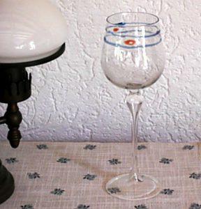 Weinglas Pfennig 005